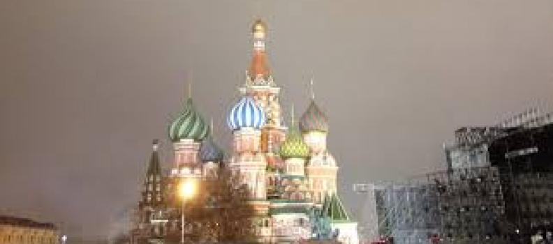 Нова година в Русия –  Санкт Петербург и Москва
