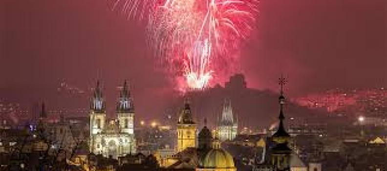 Нова година 2020 в Прага – без нощни преходи