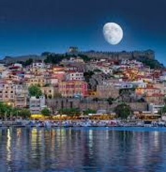 На плаж в Гърция – Амолофи, Кавала. Цена 125 лева на човек.Нощувка в Кавала – хотел Есперия 3*** в центъра на града